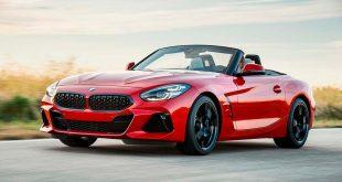 BMW har avduket den kommende Z4. Dette er utgave M40i First Edition. (Alle foto: BMW)