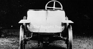 Dette er den aller første Bugatti