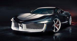 To selskaper som heter Hispano Suiza kommer med nye biler. Her Maguari HS1 GTC. (Alle foto: Hispano Suiza)