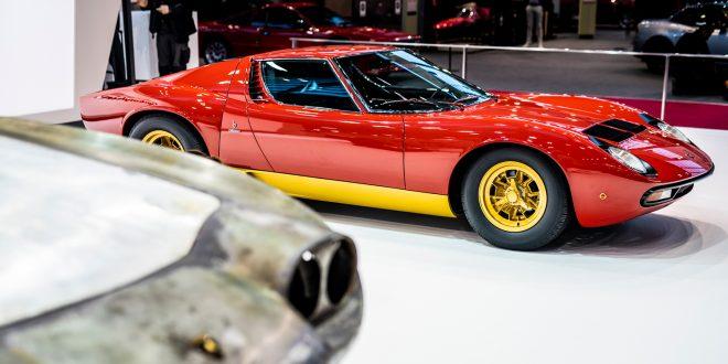 Dette er en vakker bil. En svært vakker. (Alle foto: Lamborghini)