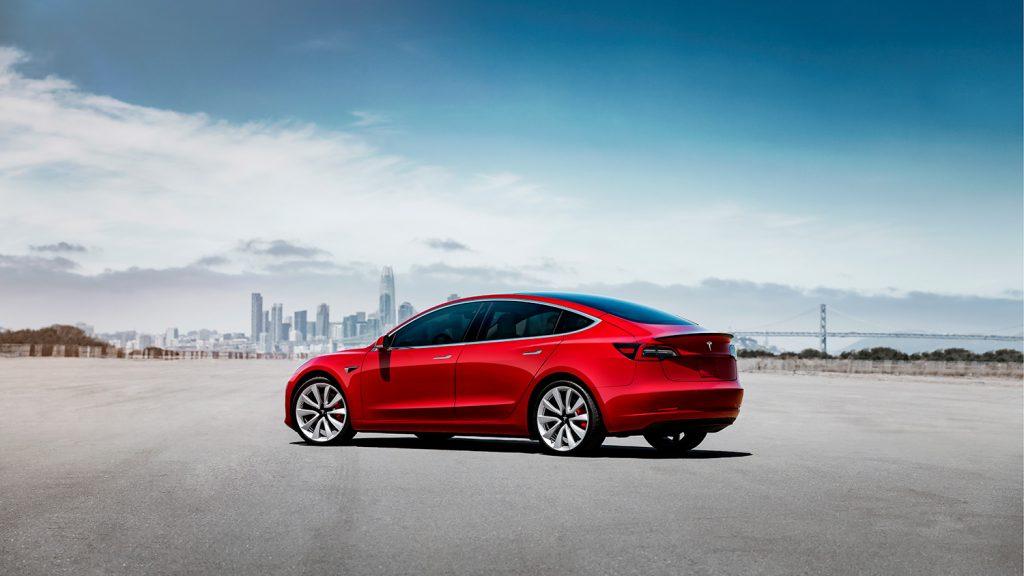 Tesla fikk juling på børsen på selveste julaften. (Foto: Tesla)