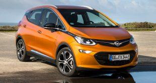 Her er den. Opel Ampera-e gjør comeback på det norske markedet. (Alle foto: PSA Norge)