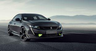 Peugeot Sport har satt sammen med en meget imponerende 508 Hybrid. (Alle foto: Peugeot)
