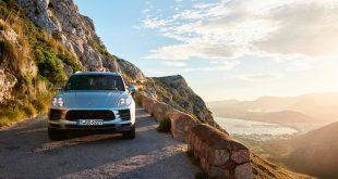 Porsche Macan S kommer kun med en V6 bensinmotor, og dieselen får enda et nådestøt. (Alle foto: Porsche)
