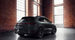 Neste generasjon Porsche Macan blir helelektrisk. (Foto: Porsche)