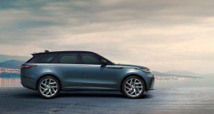 Her er den ultimate versjonen av verdens vakreste bil, Range Rover Velar. (Alle foto: Land Rover)