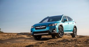 Dette er den første plug-in hybrid som Subaru tilbyr. (Alle foto: Subaru)