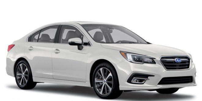 Du finner ikke lenger Subaru Legacy hos norske forhandlere. (Alle foto: Subaru)
