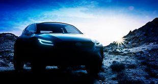 Subaru kommer med nok et konsept i Viziv-serien. (Alle foto: Subaru)