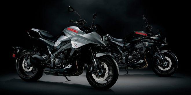Suzuki kommer nå med en retrosykkel som hyller et ikon fra 1980-tallet. (Alle foto: Suzuki)