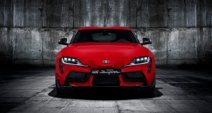 Prisen på den nye Toyota Supra er klar. (Alle foto: Toyota)