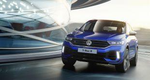 Her er Volkswagens svar på Audi SQ2, T-Roc R. (Alle foto: VW)