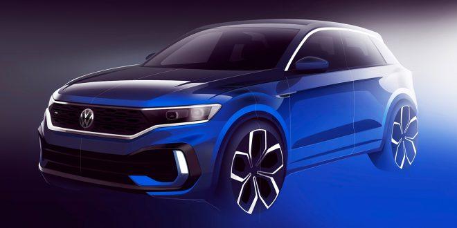 Volkswagen har fått hjelp av Petter Solberg når de har utviklet T-Roc R. (Foto: VW)