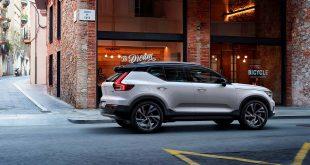 Nå blir AWD-modellene til Volvo enda bedre. (Foto: Volvo)
