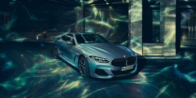 BMW kommer med en «første utgave» av M850i xDrive. (Alle foto: BMW)
