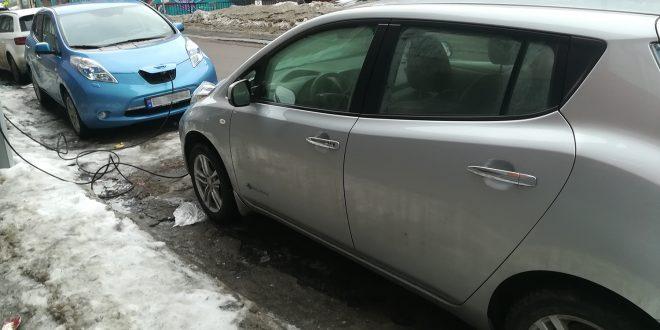 Vinterkulden kan skape ukjente problemstillinger for elbilførere. (Foto: Bil24)