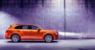 Bentley lanserer nå en SUV med en toppfart på hele 306 km/t. (Alle foto: Bentley)