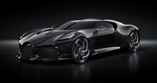 Verdens dyreste nybil koster 100 millioner kroner. (Alle foto: Bugatti)