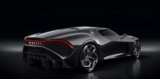 Dette er verdens dyreste bil. (Foto: Bugatti)