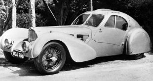 Det er kun laget fire biler av det som er verdens mest verdifulle serie. Og en er sporløst forsvunnet. (Alle foto: Bugatti)