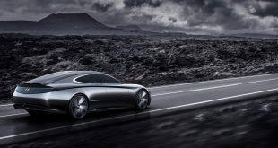 Hyundais konseptmodell «Le Fil Rogue» gir oss et innblikk i framtidens design. (Alle foto: Hyundai)