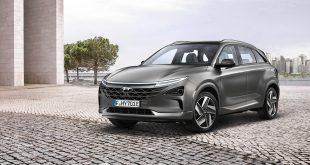 Med den nye hydrogenbilen Hyundai Nexo som flaggskip skal den sørkoreanske produsenten satse hardt på hydrogen i framtiden. (Foto: Hyundai)
