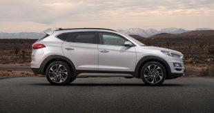 Hyundai Tuscon blir ny. (Alle foto: Hyundai)
