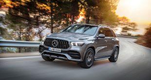 Det er en ny SUV-konge blant oss, Mercedes-AMG GLE 53. (Alle foto: Mercedes)