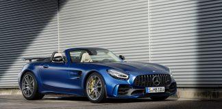 Mercedes-AMG klarte ikke å motstå fristelsen med å lage en toppløs versjon av superbilen AMG GT R. (Alle foto: Mercedes)