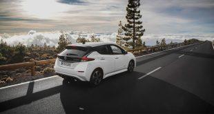 Nissan Leaf ble Norges mest solgte bil i 2018. (Foto: Nissan)