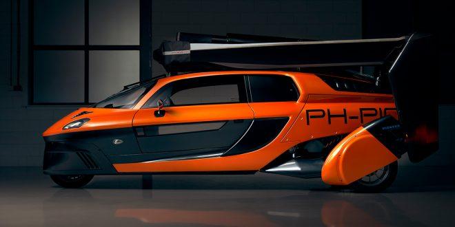 Drømmer du om en flyvende bil? Snart kan den være her. (Alle foto: Pal-V)