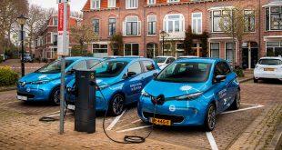 Nå tester Renault ut omvendt lading, altså at elbilen gir strøm til nettet. (Foto: Renault)