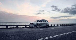 Volvo introduserer nå et mildhybridsystem. (Begge foto: Volvo)