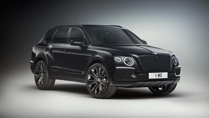 Bentley byr på en da mer lekker utgave av Bentayga V8, nemlig en kalt Design Series. (Alle foto: Bentley)
