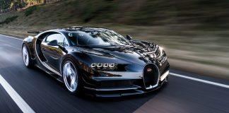 De aller fleste kjenner igjen en Bugatti bare ved å se på grillen. (Alle foto: Bugatti)