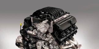 Denne motoren kommer med 1.000 hestekrefter. Og koster mer enn en ny muskelbil. (Foto: Mopar)
