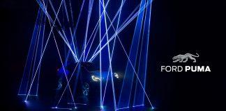 Ford Puma gjør nå comeback som en kompakt SUV. (Foto: Ford)