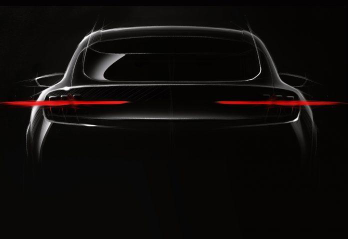 Fords kommende elbil får en rekkevidde på 600 kilometer. (Alle foto: Ford)