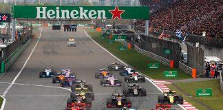 I helga ble formel 1-runde nummer 1.000 kjørt, med Lewis Hamilton som vinner. (Begge foto: Mercedes)
