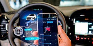 Hyundai og Kia åpner nå for å finjustere elbilen via smarttelefonen. (Alle foto: Hyundai)