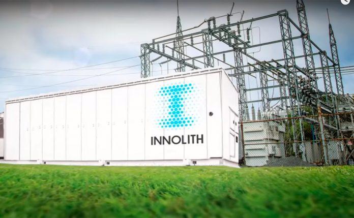 Innolith hevder at de har et gjennommbrudd i en ny batteriteknologi som skal gi elbilene en rekkvidde på 1.000 kilometer. (Faksimile: Innolith/youtube)