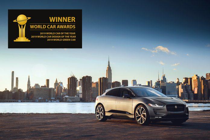 Dette er årets bil, Jaguar I-Pace. (Foto: JLR)