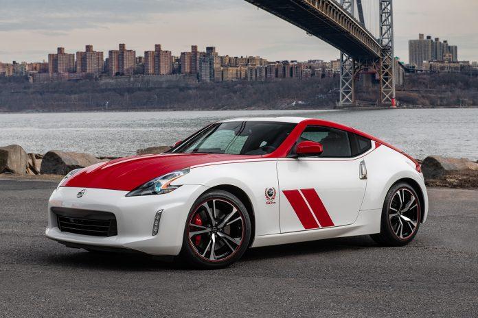 Nissan hyller nå en 50 år gammel sportsbil fra Datsun. (Alle foto: Nissan)