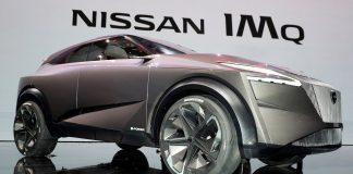 Nissan følger opp konseptmodellen IMs med IMq. (Alle foto: Nissan)