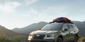 Her er en ny versjon av Subaru Outback. (Alle foto: Subaru)