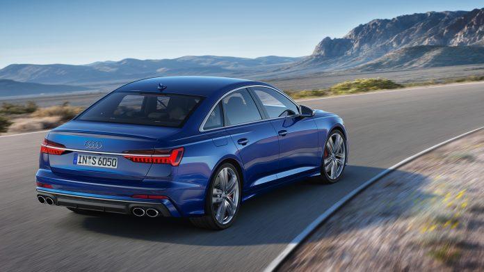 Audi kommer nå med en oppdatert løsning for S-modellene med dieselmotorer. (Alle foto: Audi)