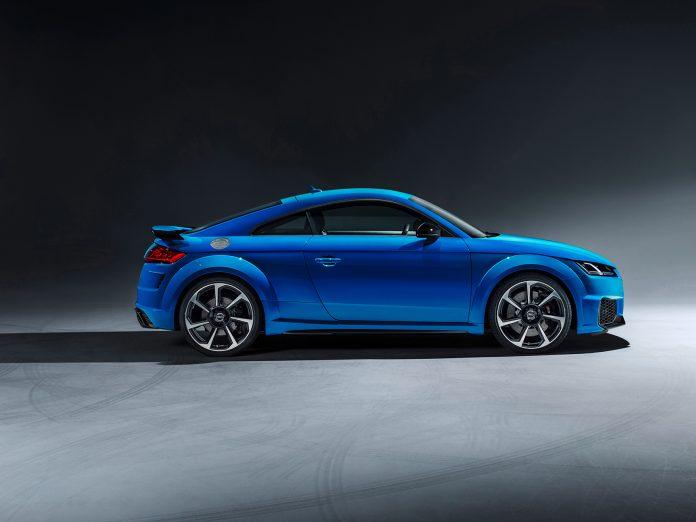 Audi TT kommer til å bli erstattet av en ny modell. (Alle foto: Audi)