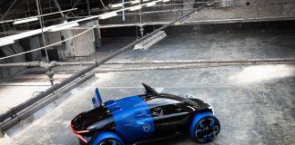 Citroën viser oss en veldig snodig framtidsbil kalt 19_19. (Alle foto: Citroën)