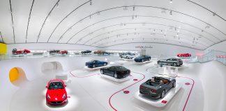 Lyst til å se tidenes Ferrari-utstilling? Tar turen til Modena da vel! (Alle foto: Ferrari)