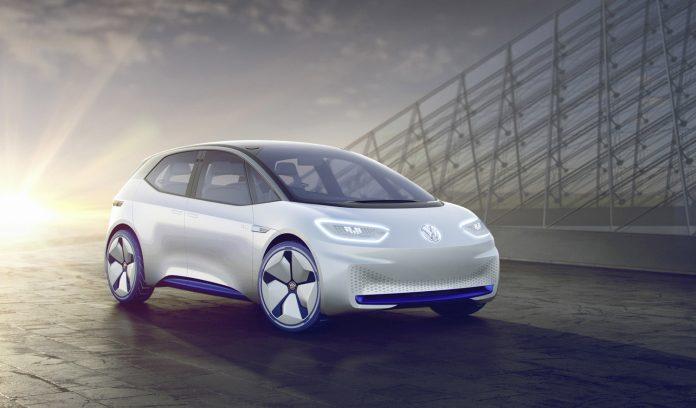 Volkswagen åpner nå for reserveringer av den kommende elbilen ID. (Alle foto: ID)